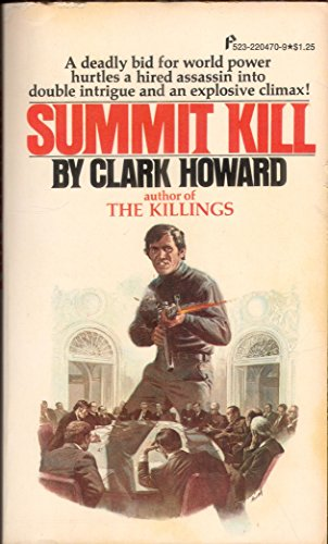 Summit Kill (0523004702) by Howard, Clark
