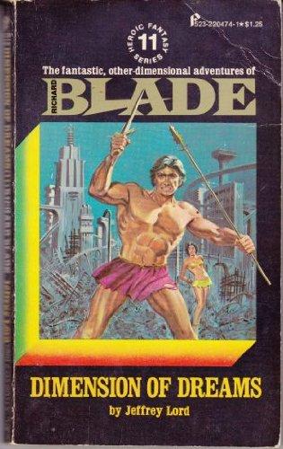 9780523004747: Dimension of Dreams (Richard Blade series #11)