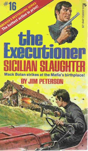 9780523005522: Sicilian Slaughter (The Executioner #16)