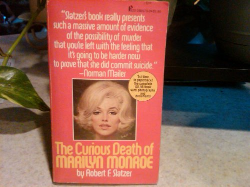 9780523005737: The Curious Death of Marilyn Monroe