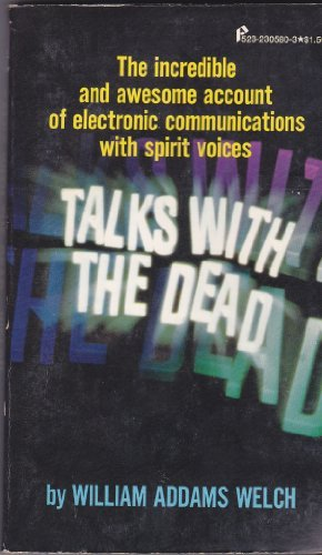 9780523005805: Talks with the dead