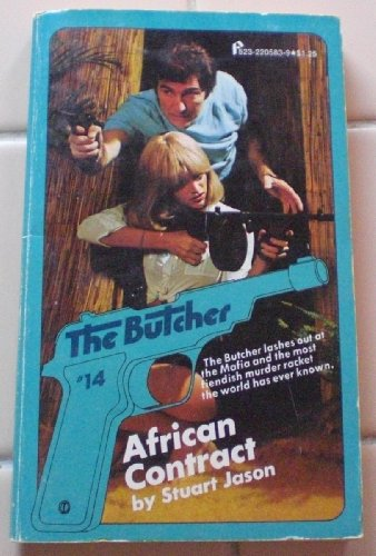 9780523005836: African Contract (The Butcher, # 14)