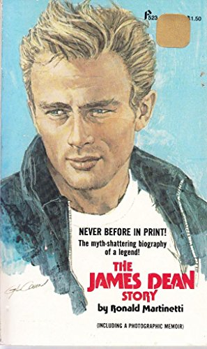 9780523006338: The James Dean Story