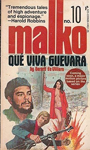 9780523006895: Malko No, 10 - Que' Viva Guevara