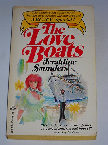 9780523006987: The love boats