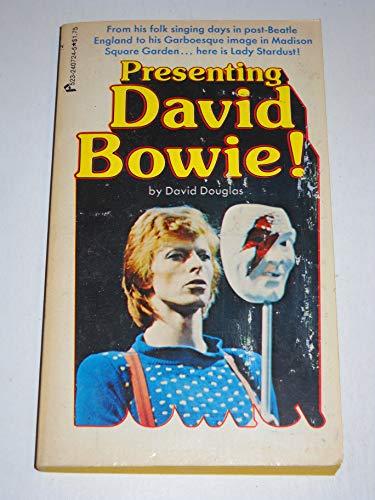 9780523007243: Presenting David Bowie!