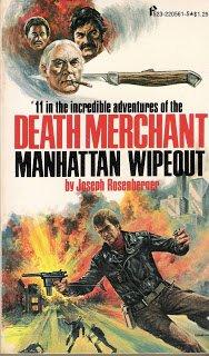 9780523007519: The Death Merchant