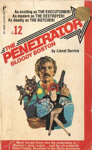 Bloody Boston: Lionel Derrick