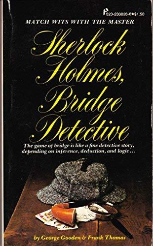 9780523008288: Sherlock Holmes, Bridge Detective