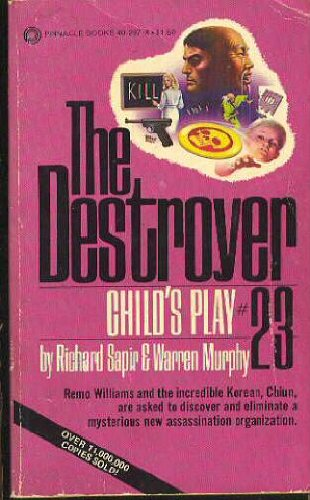 9780523008424: Child's Play (The Destroyer #23)