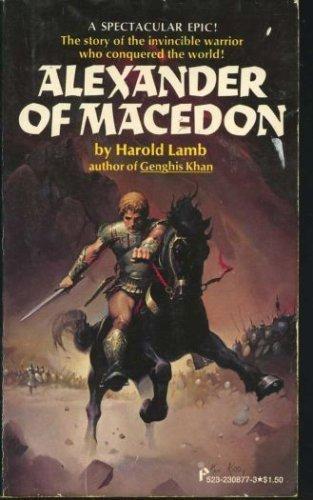 9780523008776: Alexander of Macedon