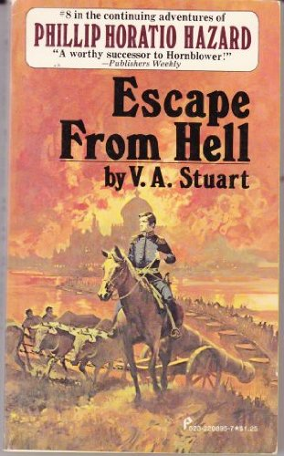 9780523008950: Escape from Hell (The Phillip Hazard Novels)