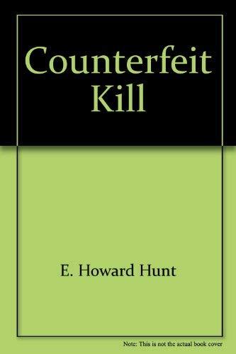 9780523225890: Counterfeit Kill