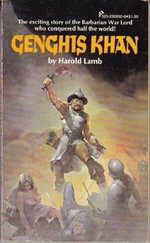 Genghis Khan: Harold Lamb