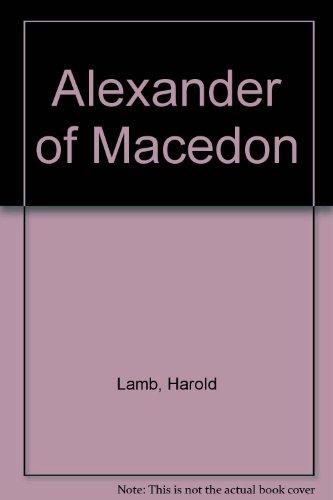 9780523238777: Alexander of Macedon