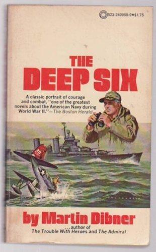 9780523249582: The Deep Six