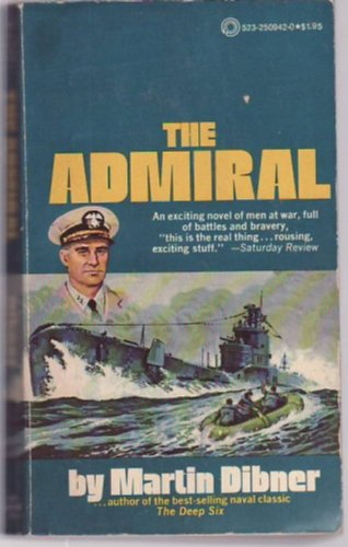 The Admiral (9780523259420) by Martin Dibner