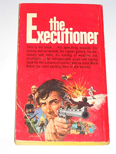 The Executioner's War Book: Pendleton, Don