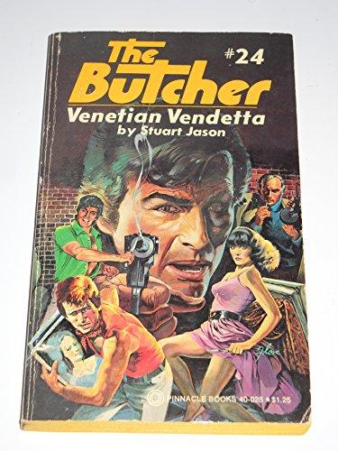Venetian Vendetta (Butcher, No 24): Stuart Jason