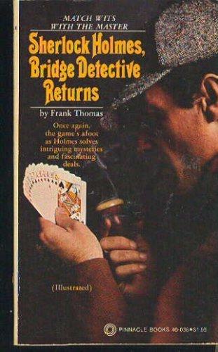 9780523400389: Sherlock Holmes, Bridge Detective Returns
