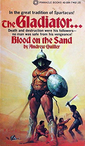 9780523400945: The Gladiator: Blood on the Sand