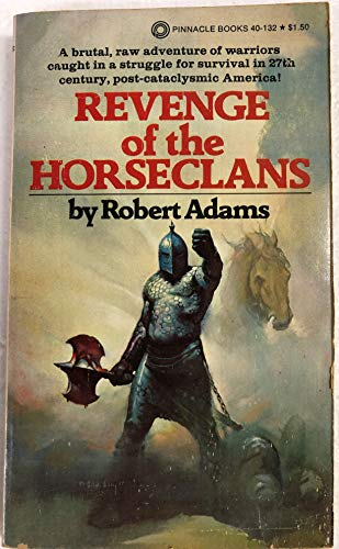 9780523401324: Revenge of the Horseclans (Horseclans, No. 3)
