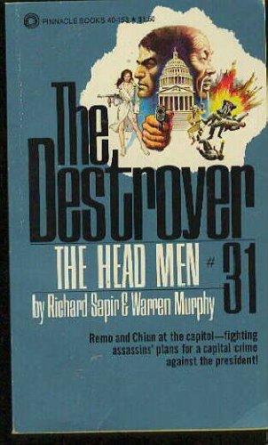In Enemy Hands - #26 Destroyer: Murphy, Warren / Sapir, Richard