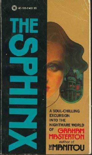 The Sphinx: Graham Masterson