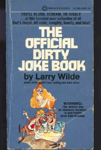 9780523401904: The Official Dirty Joke Book