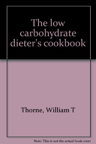 9780523401942: The Low Carbohydrate Dieter's Cookbook