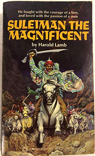 Suleiman the Magnificent (0523402279) by Harold Lamb