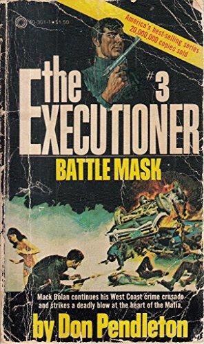 9780523403014: Battle Mask (Executioner #3)