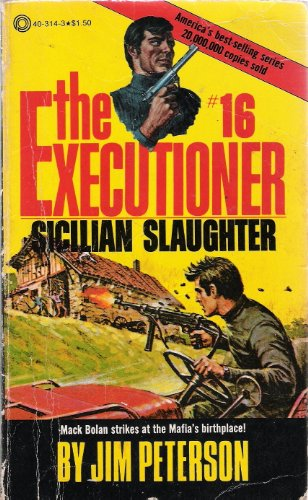 9780523403144: Sicilian Slaughter (The Executioner, 16)
