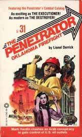 9780523403632: Penetrator, No. 31: Oklahoma Firefight