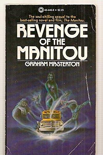 9780523404462: Revenge of the Manitou