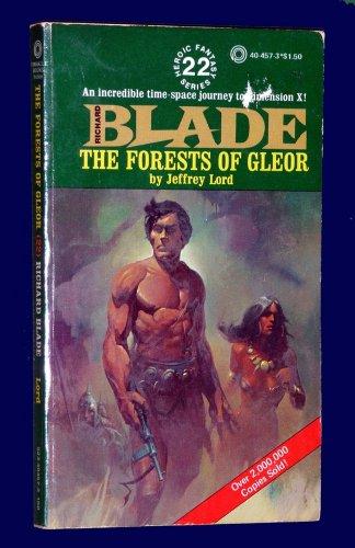 9780523404578: Forests of Gleor (Blade #22)