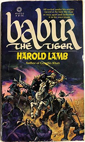 9780523404738: Babur the Tiger