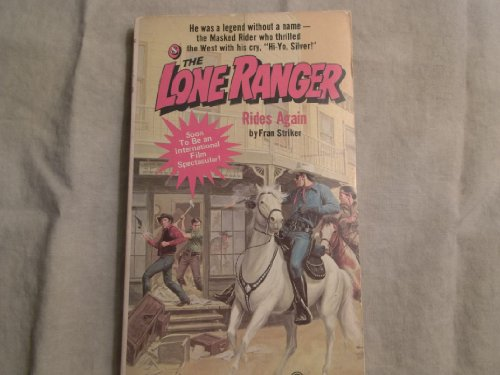 The Lone Ranger #8: The Lone R