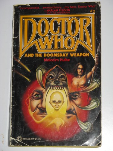 9780523405667: Doctor Who and the Doomsday Weapon