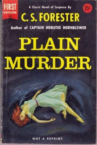 9780523406206: Plain Murder