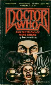 9780523406381: Doctor Who and the Talons of Weng-Chiang