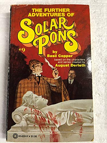 9780523406503: Further Adventures of Solar Pons