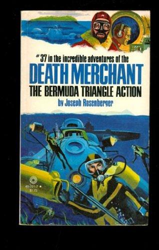 9780523407012: Death Merchant: Bermuda Triangle Action