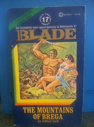 Mountains of Brega Blade 17: Lord, Jeffrey