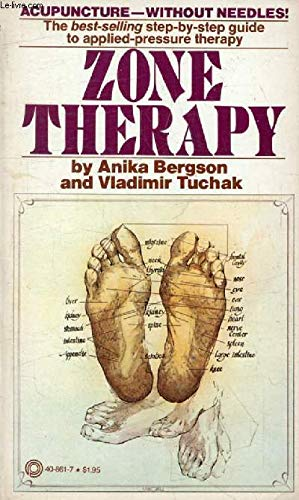 Zone Therapy: Acupuncture Without Needles: Bergson, Anika and