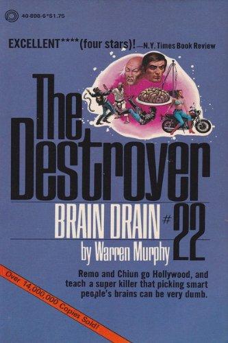 9780523408989: Brain Drain (Destroyer, Bk 22)