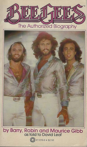 9780523410166: Bee Gees: The authorized biography