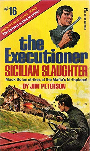 9780523410807: Sicilian Slaughter (Executioner Series)