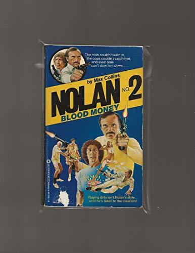 Blood money: Nolan no 2: COLLINS, Max