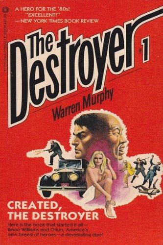 9780523412160: Created, The Destroyer (The Destroyer, Volume 1)
